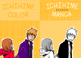 Ichihime Color by gabygomita
