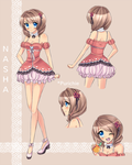[CE] Nasha by Purichie