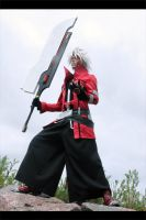 Ragna The Bloodedge cosplay 5 by Elffi