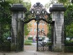 old gate by mimose-stock