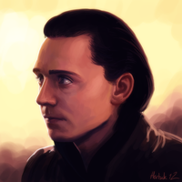 12 Loki speedpaint by harbek