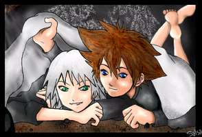 KH - Secret Place Snuggle by salsa-ishida