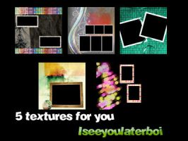 Pack texture VII by Iseeyoulaterboi