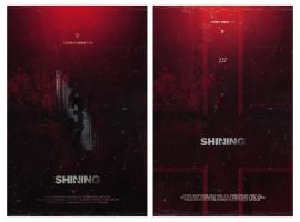 The Shining by Corrny