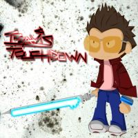 NMH: Travis Touchdown by Smoking-Squirrel