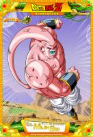 Dragon Ball Z - Majin Buu (SouthKaiohshinAbsorbed) by DBCProject