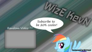 My Youtube Outro :D by WizE-KevN