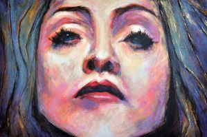 Madonna 3 (Acrylic version) by JALpix