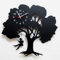Tree Clock Where Childhood Memory Gets Inspired by tracylopez