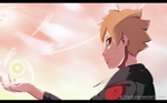 Naruto The Last - Boruto by X7Rust