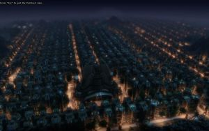 Anno 2070 - A Sea Of Lights by Shroomworks