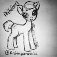 AnitaPony by Wun23