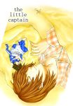 the little captain by afeena90