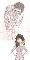 HP Doodles by mox-ie