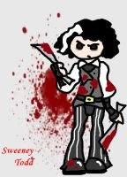 Sweeney Todd by just-agu