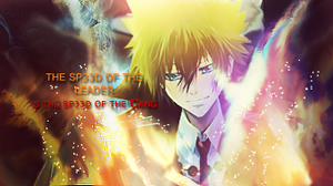 vongola primo sig by Dreamtabloid