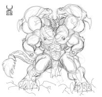 SketchMania: Sces Omega by chaos61988