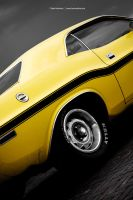 1970 Challenger Detail by AmericanMuscle