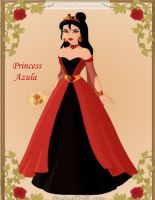 Princess Azula by KendraKickz0220