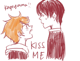 Kagehina by streaksketcher