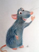 Ratatouille by HekaLith