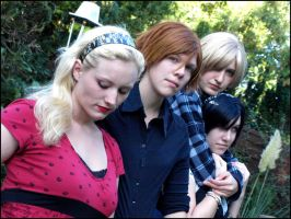 Twilight - Cullens by MayMercedes