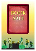 Ugly Booksale Poster by prudentia