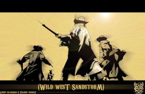 Wild West Sandstorm by YoungC