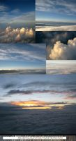 Exclusive Cloud Stock Pack by bean-stock