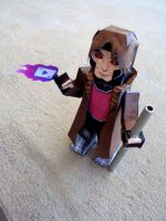 Paper Gambit by CaroSpecialist