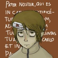 Pater Noster by dadawars