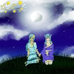 Ami and Crystal for Sugar Paradise Contest 2 by sebastchan