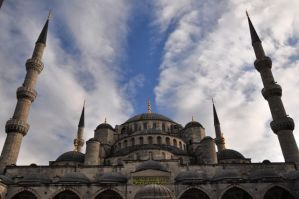 Sultanahmet-I by blackeyetolga