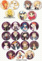 buttons 02 by Tomoji