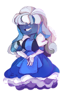 Sapphire by Mari-Golds