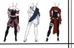 Adoptables-Outfit Set 11 CLOSED by HardyDytonia