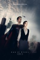 Man of Steel fan poster 2 by crqsf