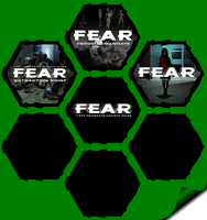 F.E.A.R. + expansions by WE4PONX
