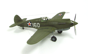 1/72 Curtiss P-40 B Warhawk V by Zero-Cannard