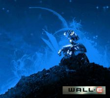 Wall_E by PortratESeveN