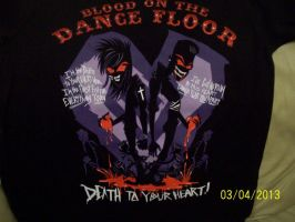 BOTDF Shirt by A7XFan666
