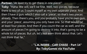 More Than One Piece - TobyGames Quote by xXNightwingRobinXx