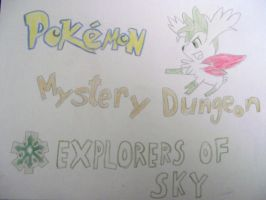 Pokemon Explorers of Sky by Death-By-Insanity