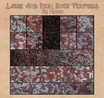 Rock Textures Pack One by Nyssa-89