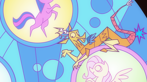Stained Glass Discord by ShelltoonTV