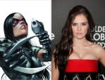 Zoey Deutch as X-23 by BlackBatFan