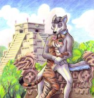 Mexiacan Memories by THUNDER-THUNDER