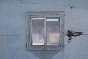 Old Window by ReSaturate