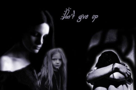 Don't give up.. by floh-90