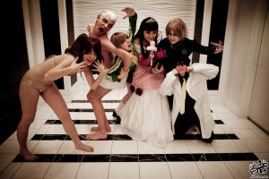 Midnight Channel - Persona 4 by Mostflogged